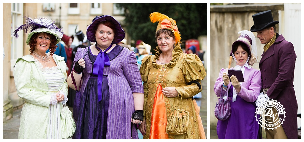 Grand Regency Costumed Promenade 2016