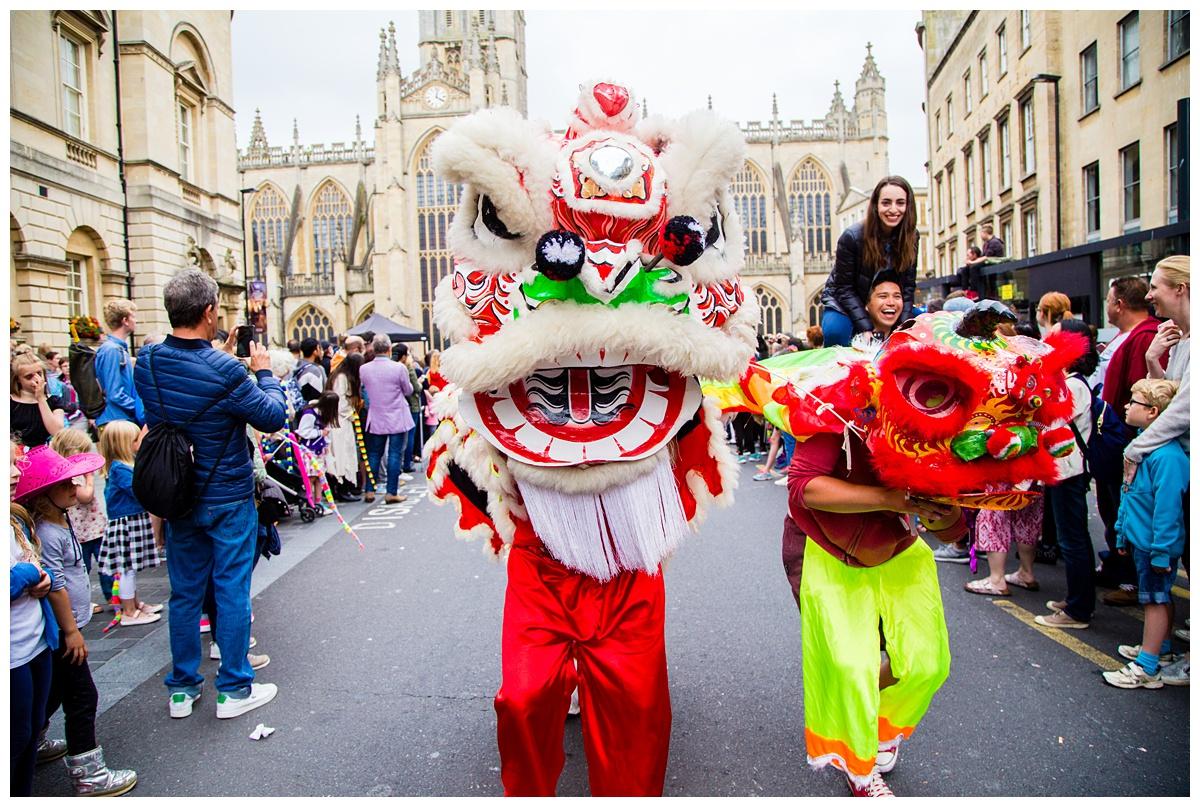 Bath Carnival 2017